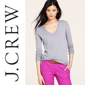 J. Crew Silkspun Sweater